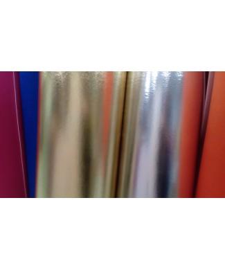 Astrofon 100% poliester 1.50 de ancho dorado