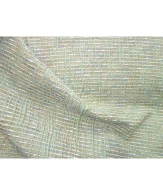 Chanel 100% poliester tonos azules 1.50 de ancho