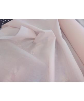 Popelin rosa 1.15 de ancho 65% poliester 35% algodón