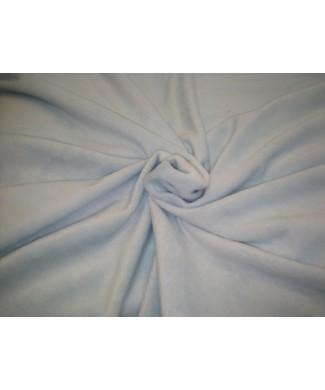 Minky azul 100% poliester 1,50 ancho