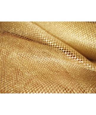 Rejilla glitter oro 1.50 de ancho