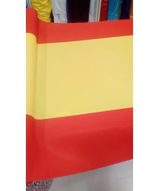 Bandera de España 100%poliester 1.10 de ancho