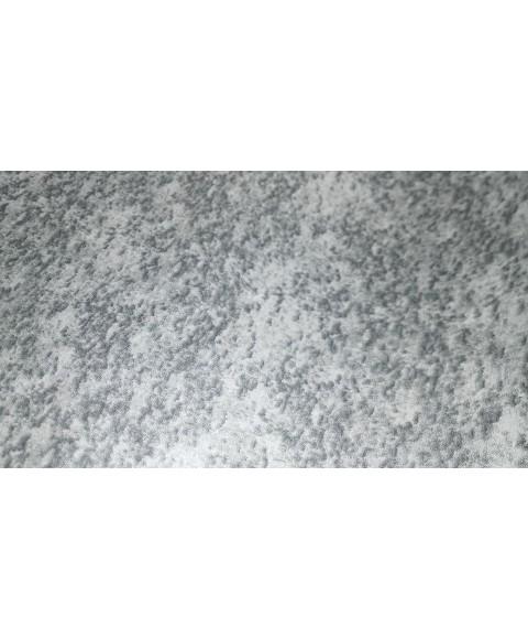 Algodon 100% marmoleado gris 1.50m/ancho