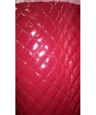 Strech plastificado rojo 1,50 ancho