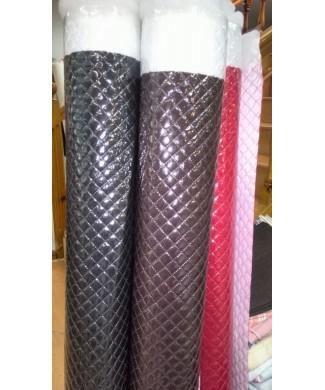 Strech plastificado negro 1.50 ancho